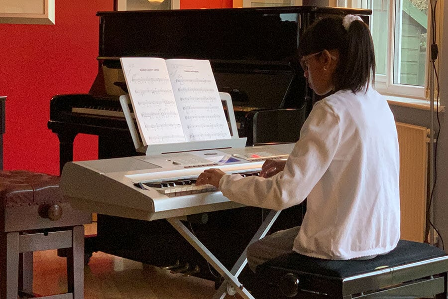 Music Lessons Kirton-In-Lindsey