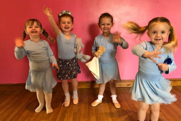 Dance Professionals Kirton-In-Lindsey